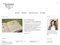 zumgruenenzweig.ch Webseite Vorschau