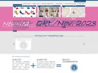physio-hp-verband.de Webseite Vorschau