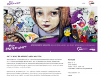 buero-kindermut.de Webseite Vorschau