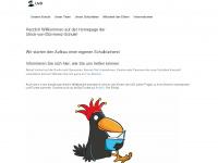 uvd-schule.de Webseite Vorschau