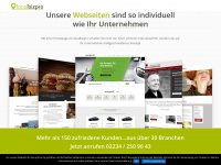 localbizpro.de Webseite Vorschau