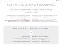 vanitybridal.de