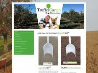 trueffelgarten.de Webseite Vorschau