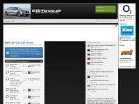g30-forum.de Webseite Vorschau
