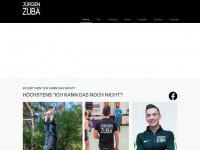 zuba-training.at Webseite Vorschau