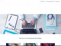 ambu-care.de Webseite Vorschau