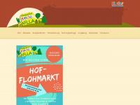 kindervilla-badsaarow.de Webseite Vorschau