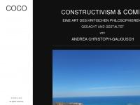 Constructivismandcomic.at