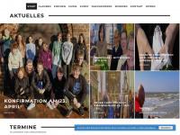 kirche-spot.de Webseite Vorschau