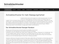 schreibtischhocker.com