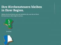 kirchensteuern-sei-dank.ch Webseite Vorschau