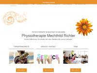 physiotherapie-neustadt.de Webseite Vorschau