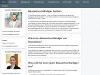 baugutachter-aachen.com