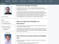 baugutachter-duisburg.com
