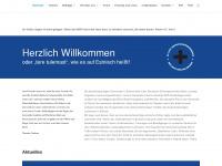 kirche.ee Webseite Vorschau