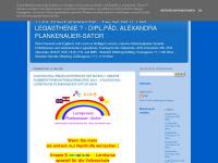 1190wien-legasthenie.blogspot.com Webseite Vorschau