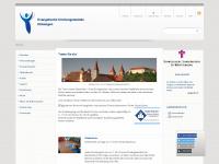 kirche-ellwangen.de Webseite Vorschau
