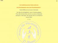 physiotherapie-mauer.de Webseite Vorschau