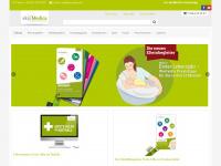 akamedica-shop.de Webseite Vorschau