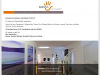 physiotherapie-handwerk.ch Webseite Vorschau