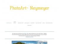 photoart-neymeyer.de Webseite Vorschau