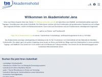 akademiehotel.info Webseite Vorschau