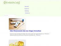 polyphenole.info Webseite Vorschau