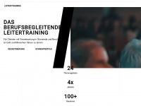 k5-leitertraining.de Webseite Vorschau