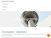 sabine-karko.de Webseite Vorschau
