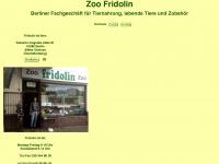Zoofridolin.de