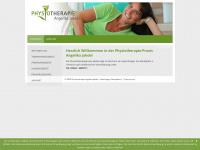 physiotherapie-jakobi.de Webseite Vorschau