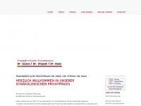 frauenaerzte-in-koeln.de Webseite Vorschau