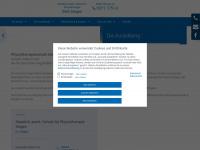 physiotherapieschule-siegen.de Webseite Vorschau
