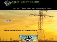 kippen-rock.de Webseite Vorschau