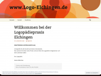 logo-elchingen.de Webseite Vorschau