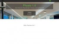 physio-einspunktnull.com Webseite Vorschau