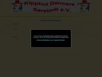 kipphutdancers.de Webseite Vorschau