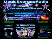 magicexpressradio.de