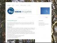 kiq-bern-west.ch Webseite Vorschau