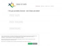 zeremonien.ch Webseite Vorschau