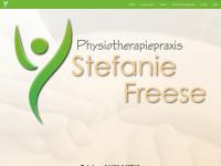 physiotherapie-ovelgoenne.de Webseite Vorschau