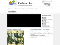 kircheamsee.de Webseite Vorschau
