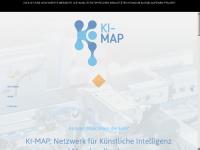ki-map.net Webseite Vorschau