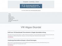 Vw-abgasskandal-bayern.de