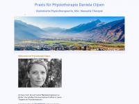 physiotherapie-malans.ch Webseite Vorschau