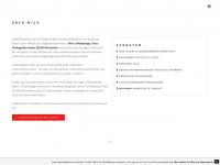 2a-design.com Webseite Vorschau