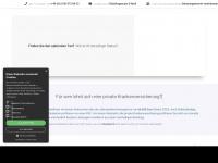 kv-sofortvergleich.de Webseite Vorschau