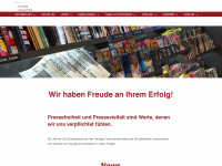 qtrado.de Webseite Vorschau