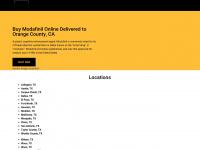 modafinilbuy.org Webseite Vorschau