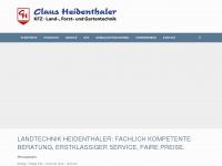 landtechnik-heidenthaler.de